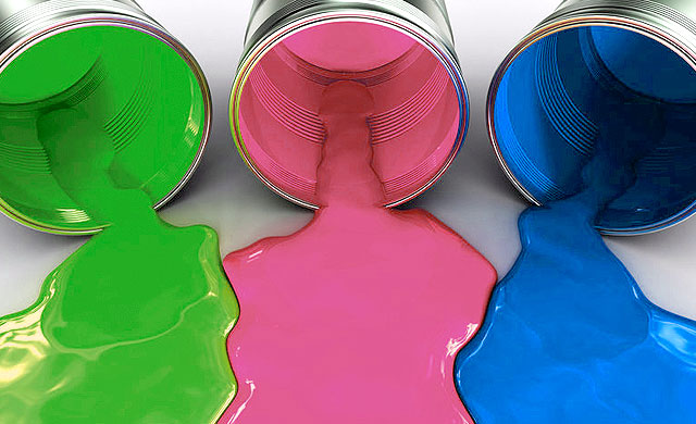 PAINTS AND RESINS